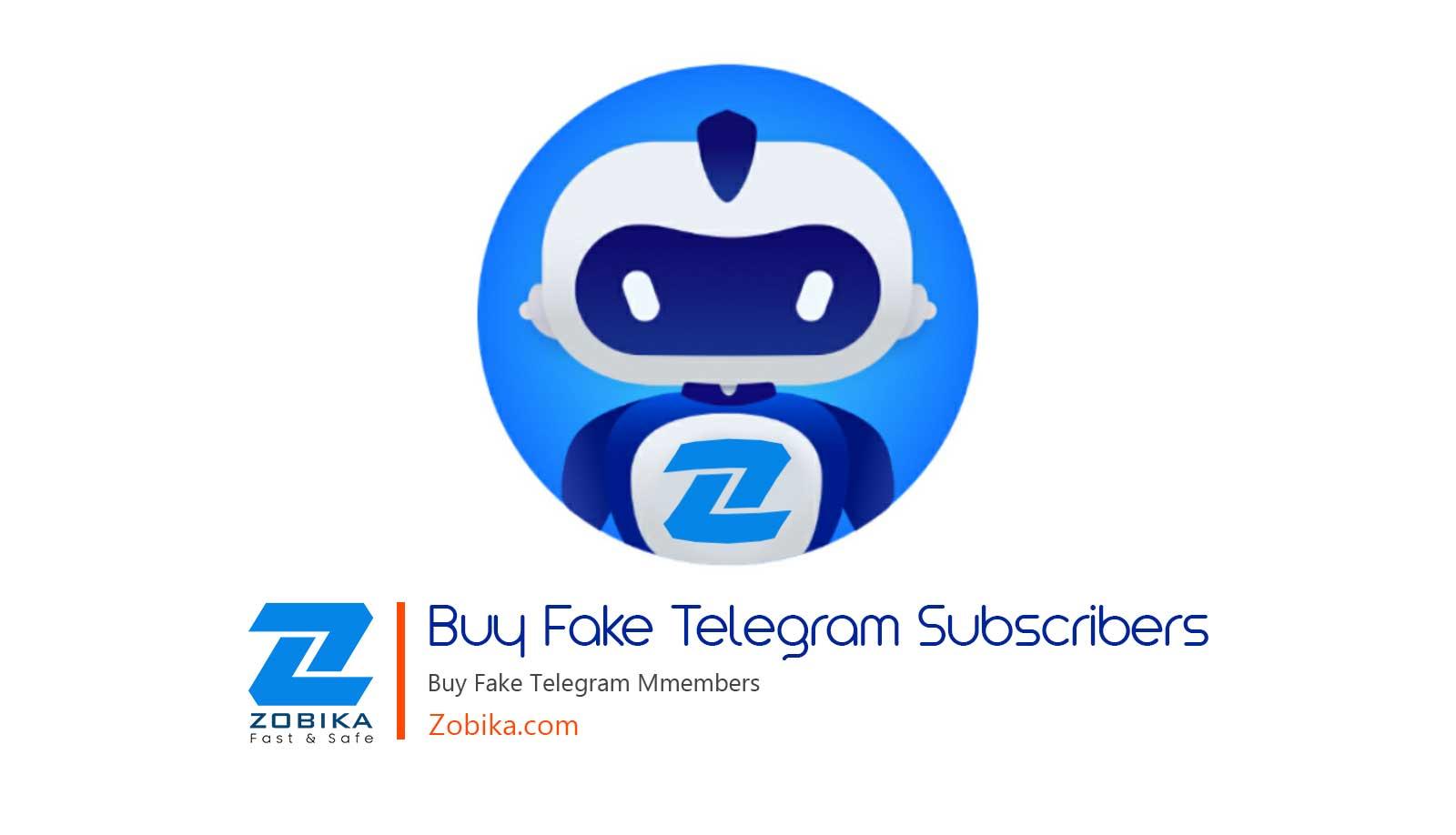 Buy Fake Telegram Subscribers | Buy Fake Telegram Members