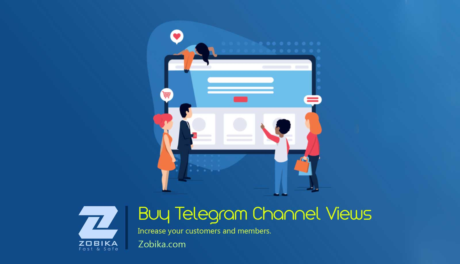 buy telegram views