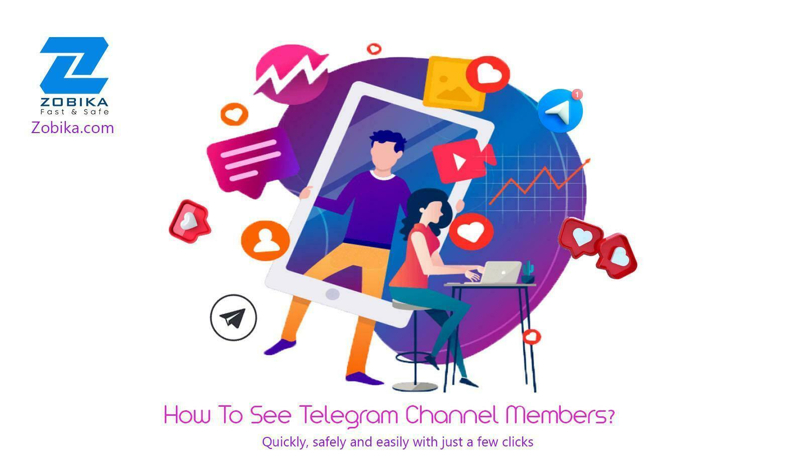 Automatic Telegram Channel Views
