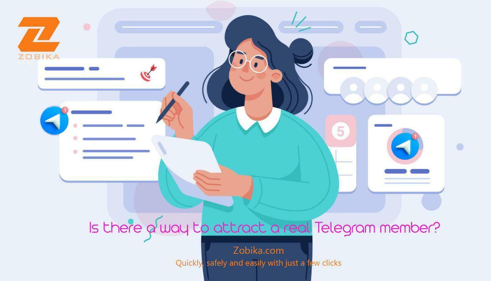 buy real telegram member