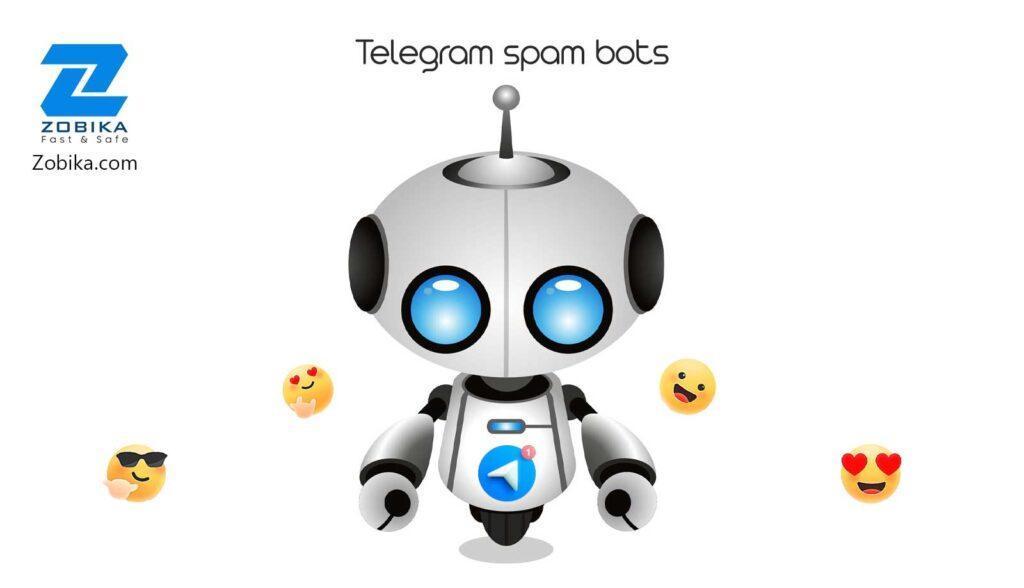 telegram spam bot