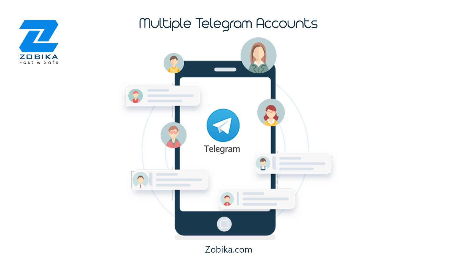 Multiple-Telegram-accounts