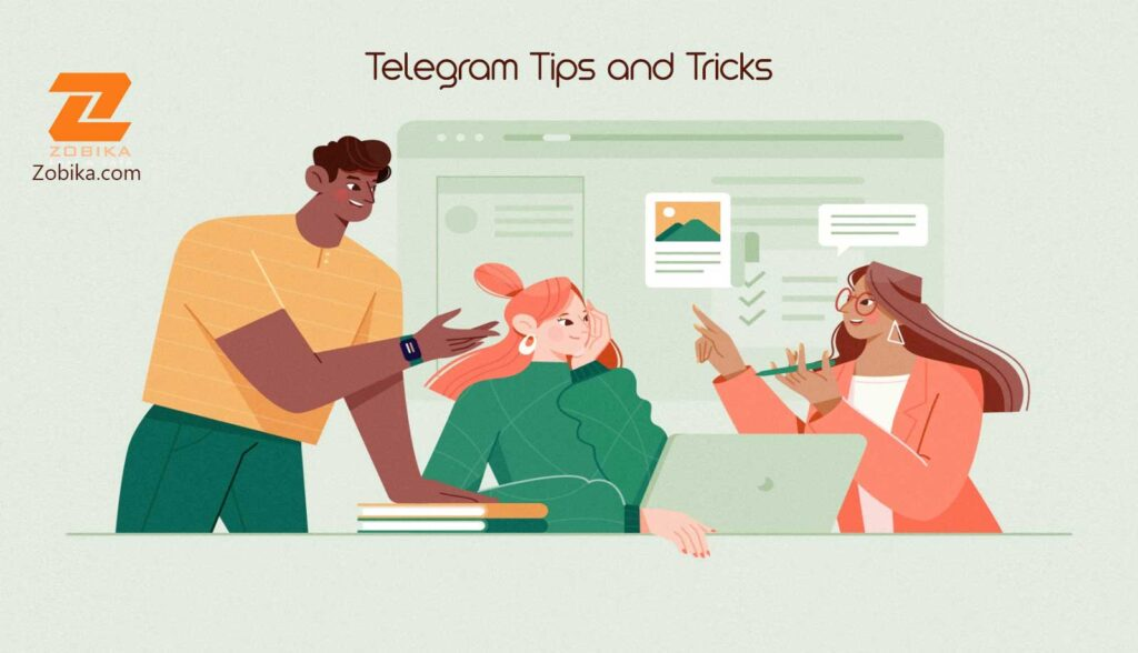 Telegram Tips and Tricks   telegram tricks