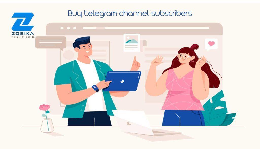 telegram channel members