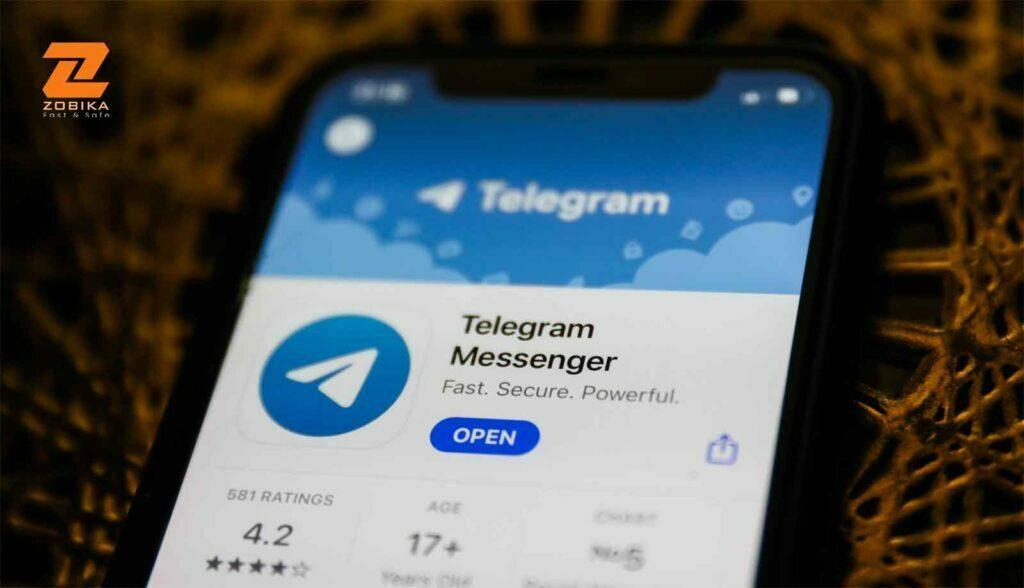 Telegram updates