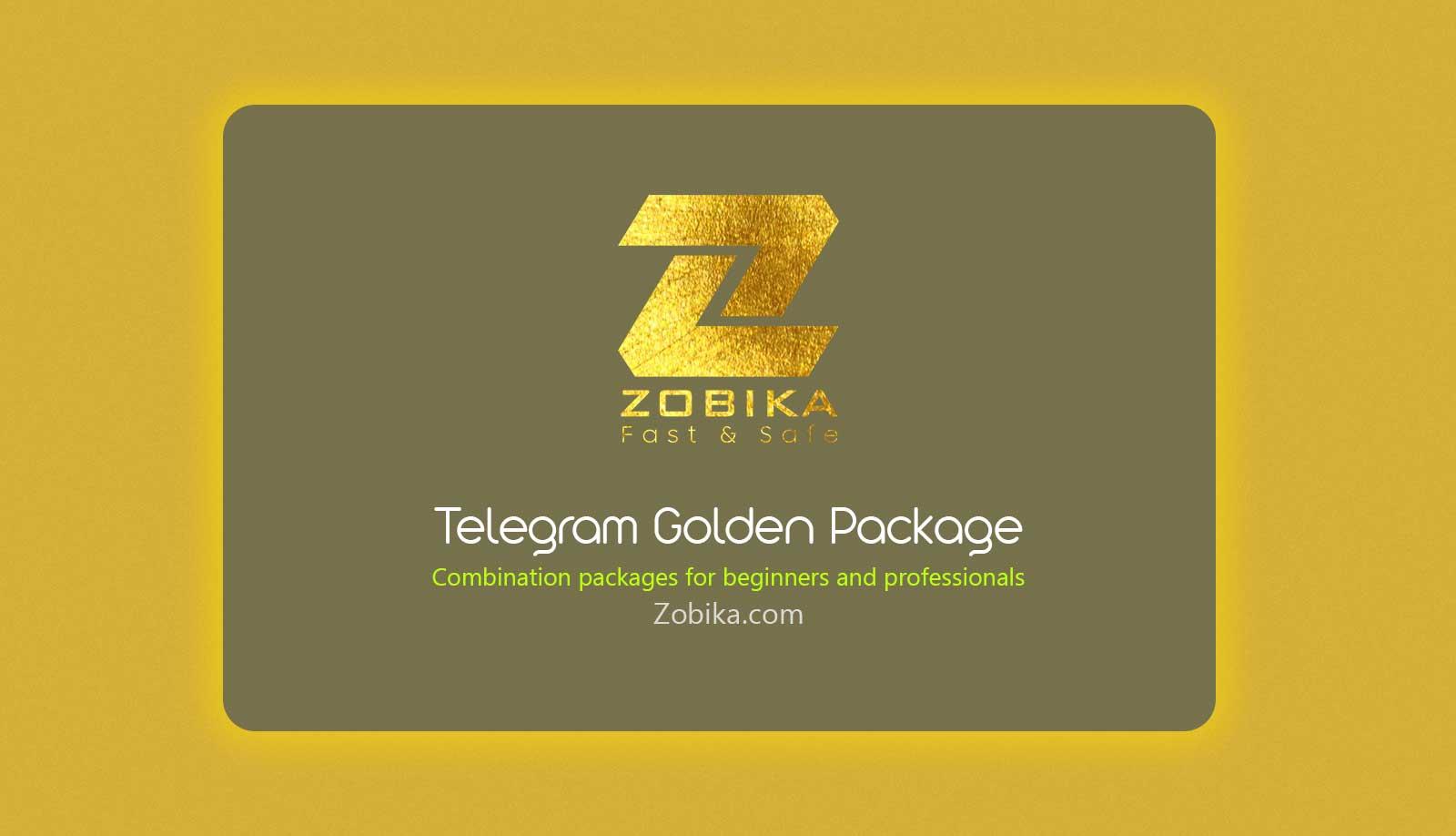 Telegram Package Zobika