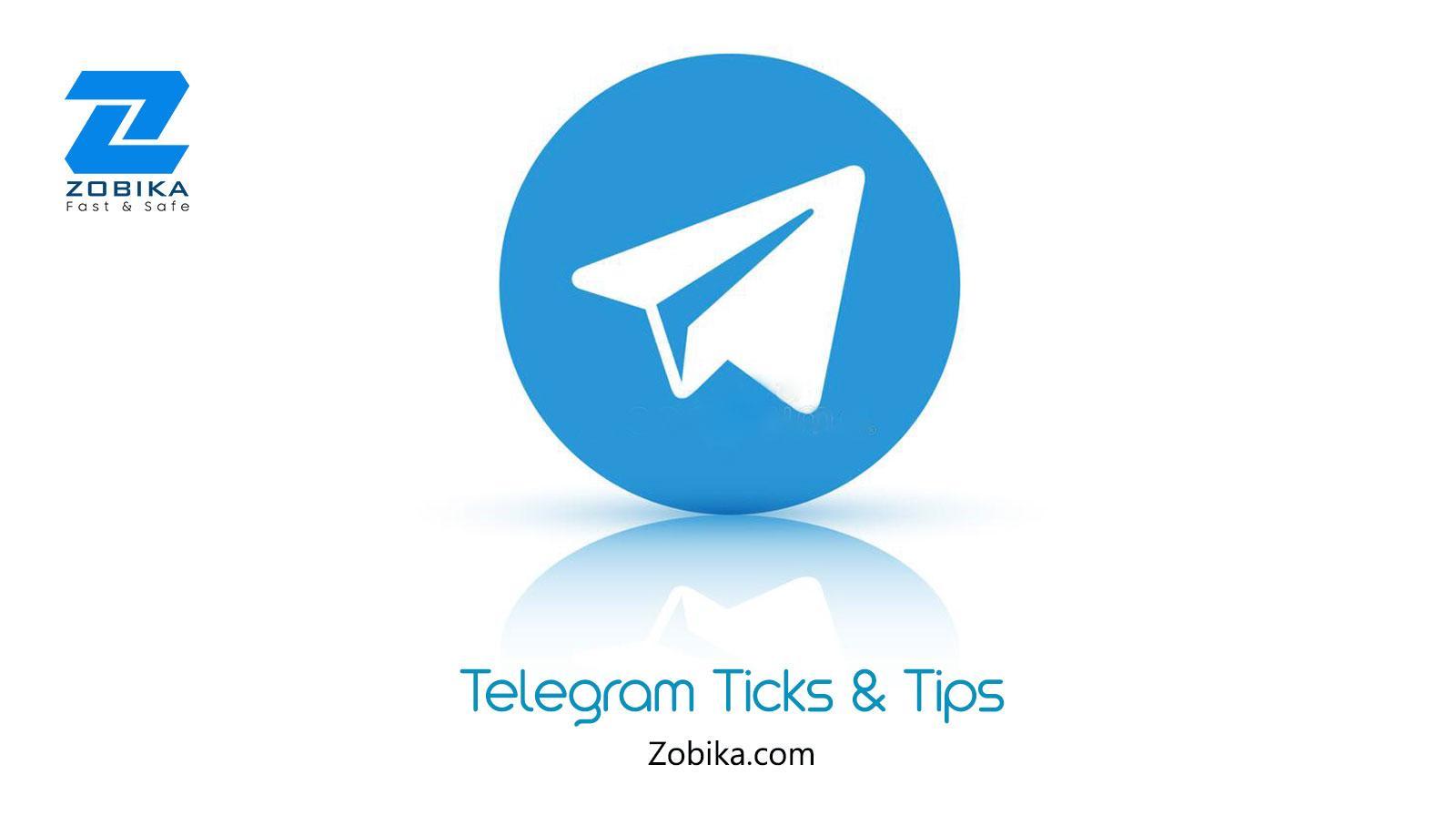 telegram tricks and tips