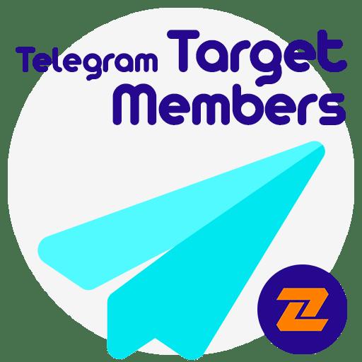 target members telegram target members